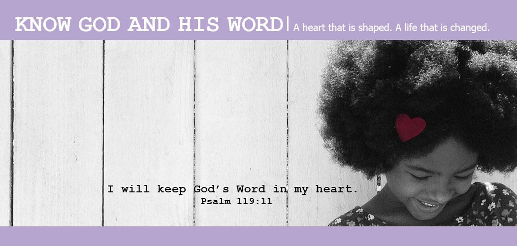 Kids Explore God's Word