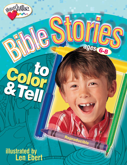 Bible Stories to Color & Tell