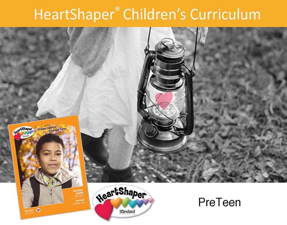 HeartShaper 2015 Online Overview-Preteen-4-12-16