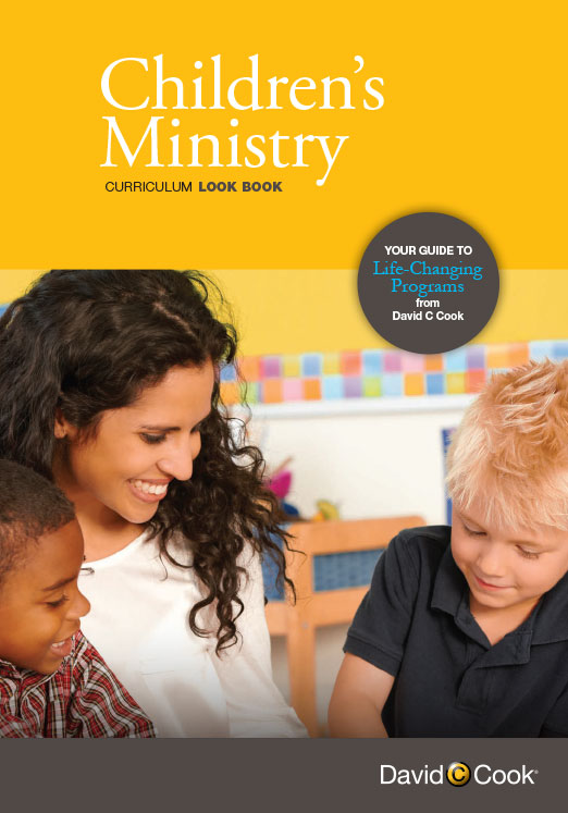 Children's Ministry CURRICULUM LOOK BOOK