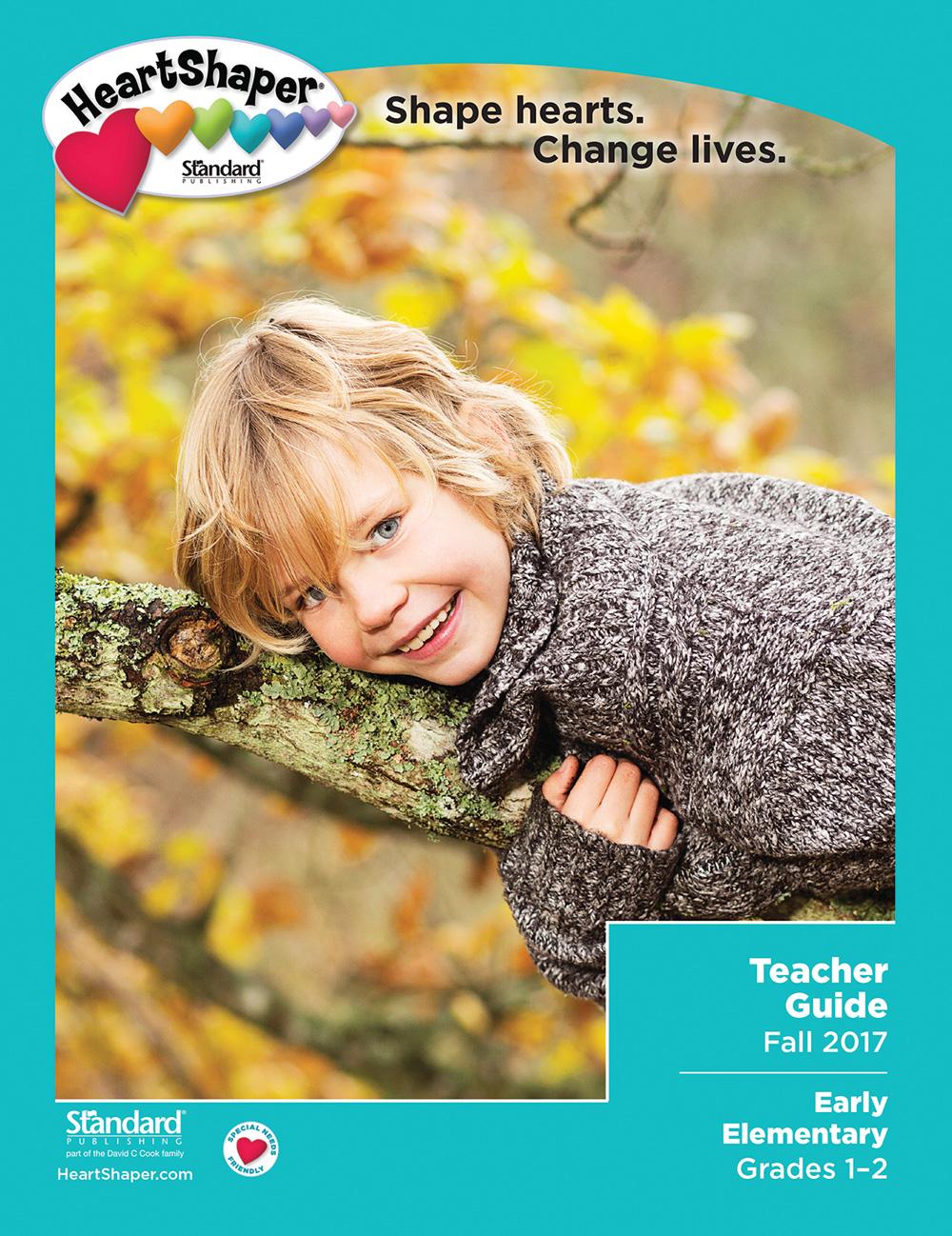 HeartShaper early elementary teacher guide fall 2017